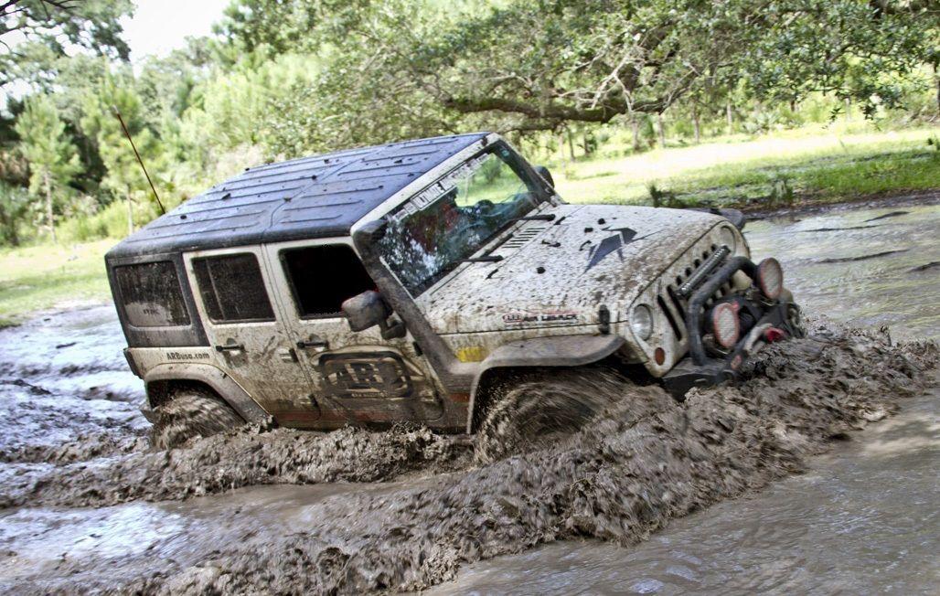 ARB Jeep JK Unlimited