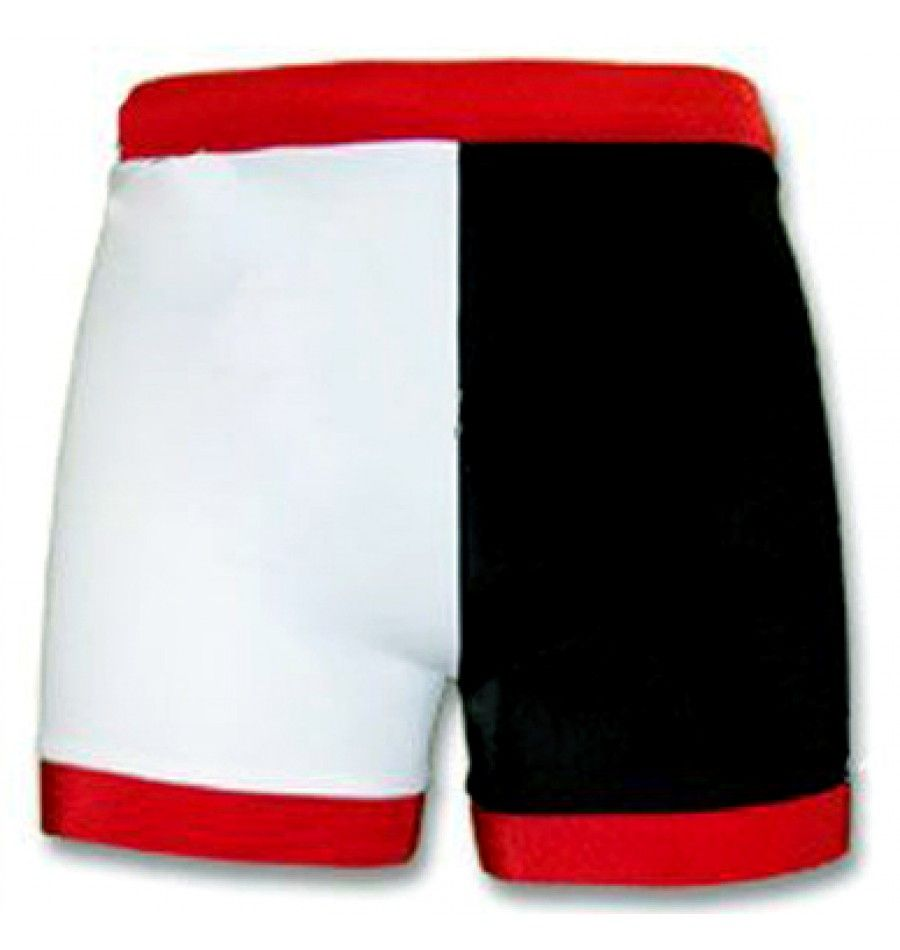 Venum Devil MMA Compression Vale Tudo Shorts White//Black
