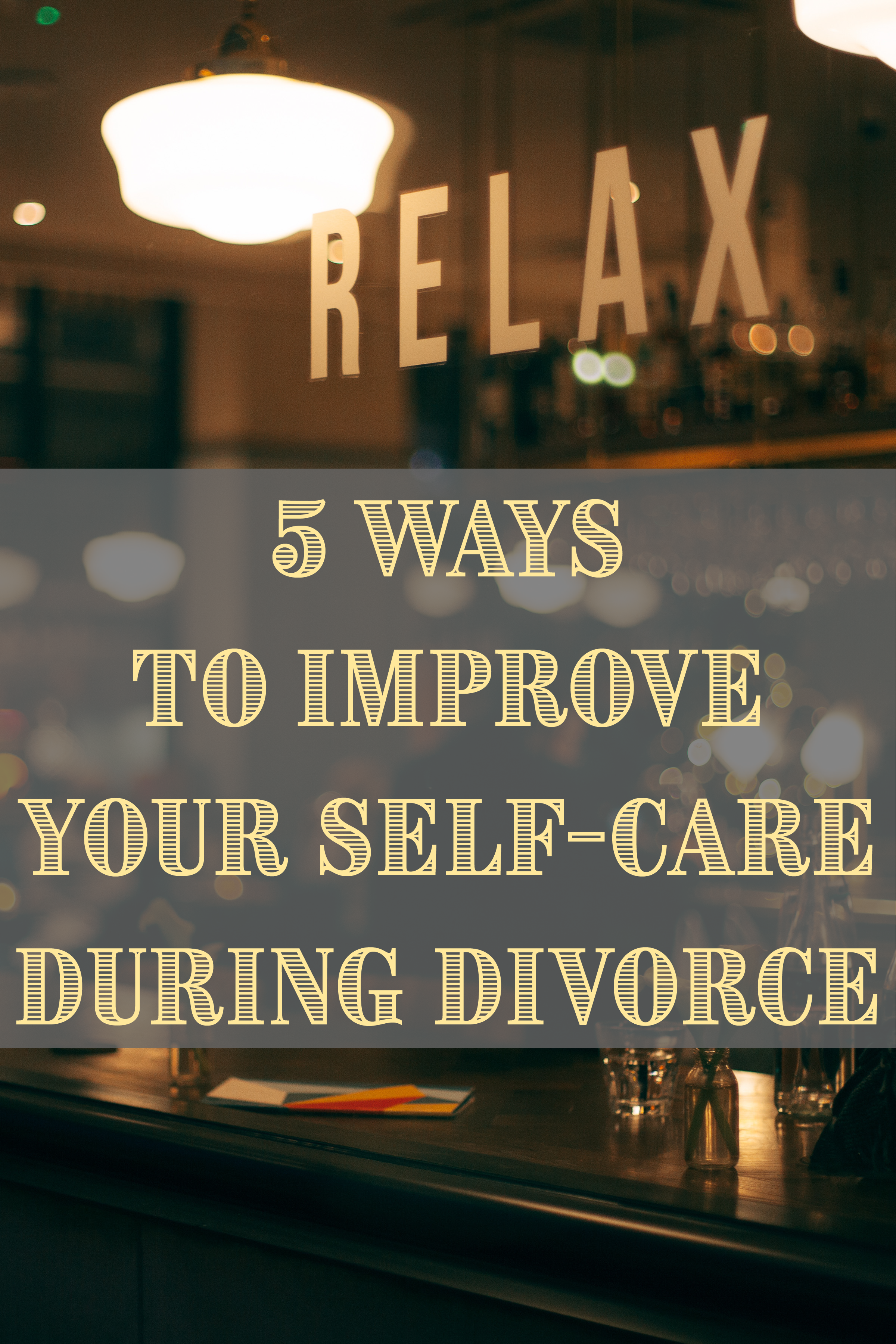 Taking care of yourself is paramount when going through a divorce in the midst of a divorce it can be easy to let certain things slide like taking care of oneself here are 5 ways to improve your self care during a solutioingenieria Image collections