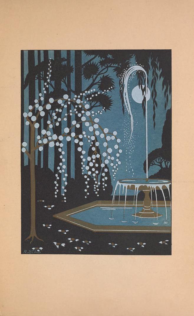 La guirlande : album mensuel d'art et de litté...1919PUBLIC DOMAIN