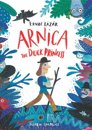 A hilarious Hungarian classic children's story about true love, friendship andwhat happens when a witch turns your fiancée into a duck.    Princess Arnica is so sweet and gentle that when she smiles even wolves andbears forget their fierceness. Everyone loves her, but she loves only PoorJohnny. Luckily, he loves her too, and even more luckily she has a verysensible king for a father, who is happy for her to marry whomever her heartdesires. So, no problems then?    Well, maybe just one - The Witc