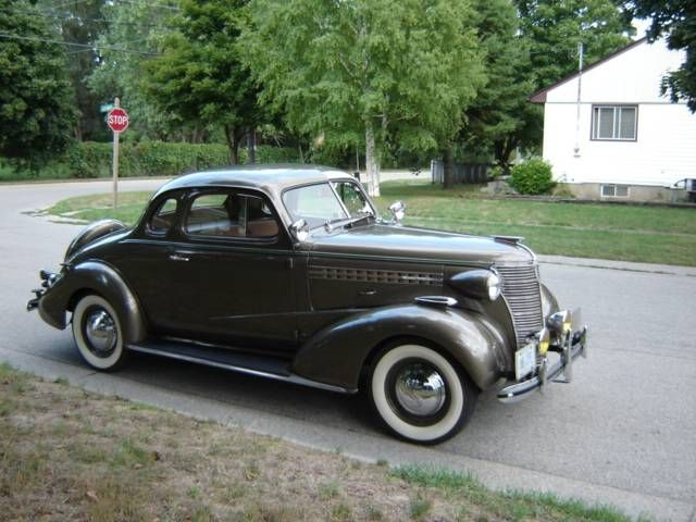 1938 Chevrolet Sport Coupe-Rumble Seat | Chevrolet | Chevrolet