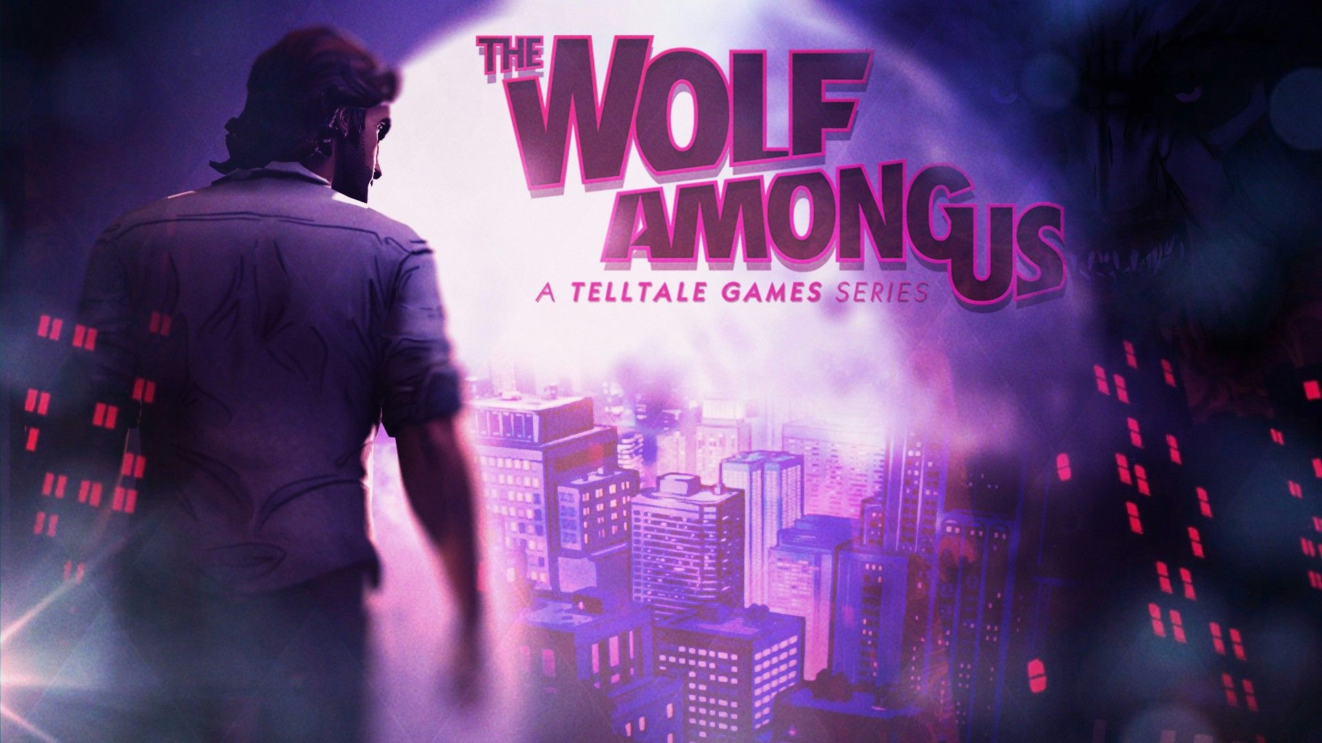 Pin De Khabrin Solomon Em The Wolf Among Us