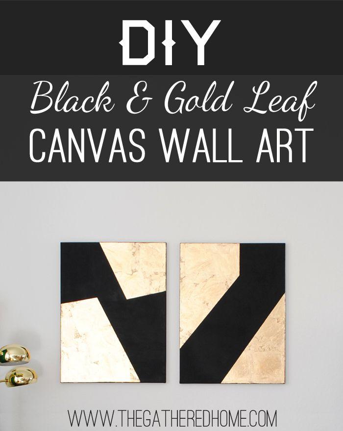 Black And Gold Wall Art black white gold art black gold wall art set of 4inkandnectar
