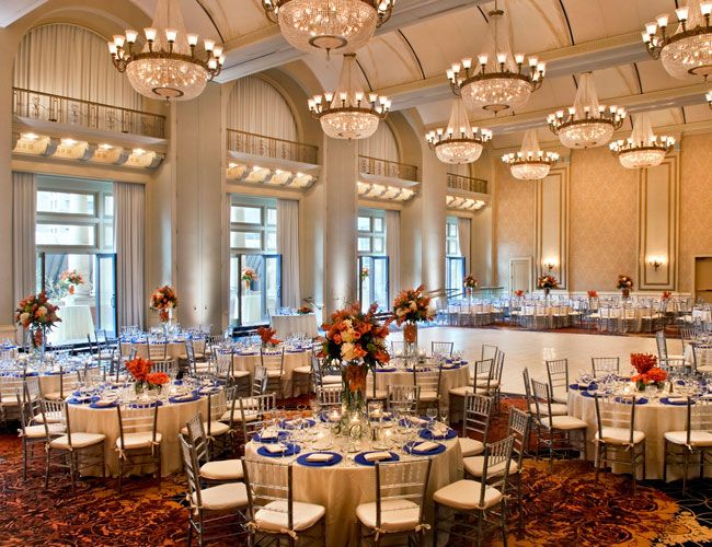 The Liberty Ballroom By Marriott Philadelphia PA Is A Gorgeous Wedding Venue