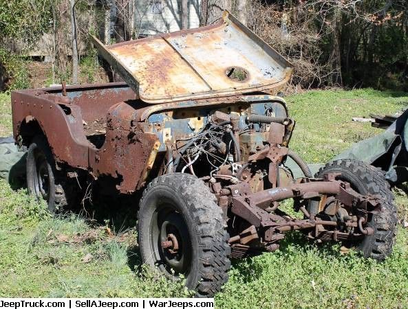 Jeeps For Sale And Jeep Parts For Sale Willys Cj2a Jeep Jeep