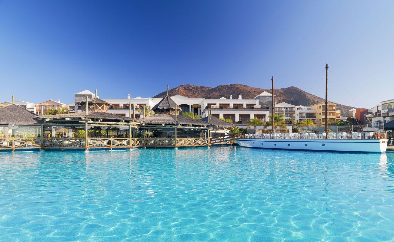Hotel riu palace tres islas wellnesshotel strand van corralejo - Aparthotel Lopez Paradise Island Parque Acuatico Playa Blanca Lanzarote Canarias Pinterest Paradise Island Paradise And Canary Islands