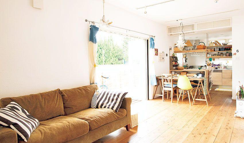 カフェ風のほっこり空間に好きな雑貨を満載し わが家らしさ を楽しむ