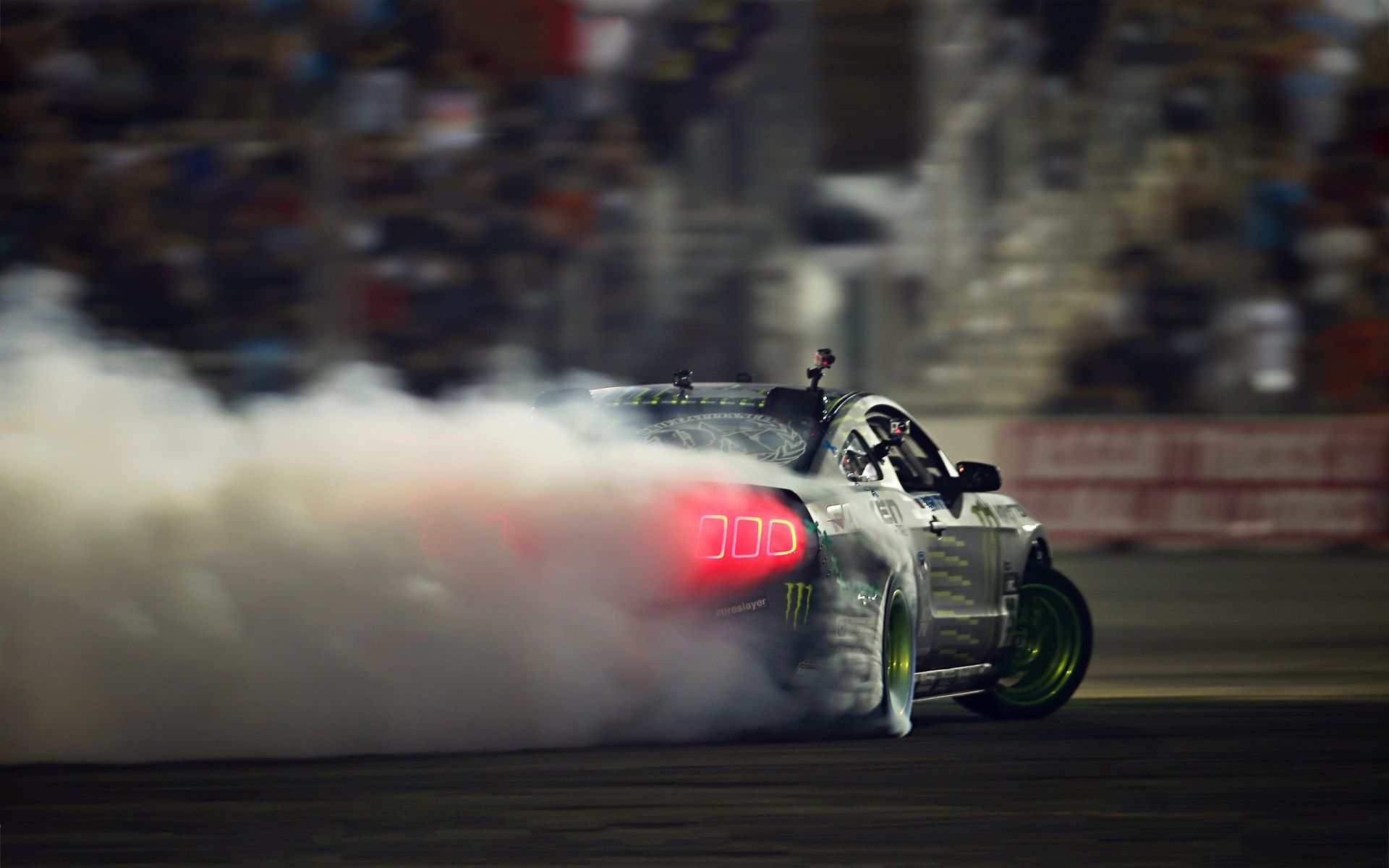 Ford mustang gt drift