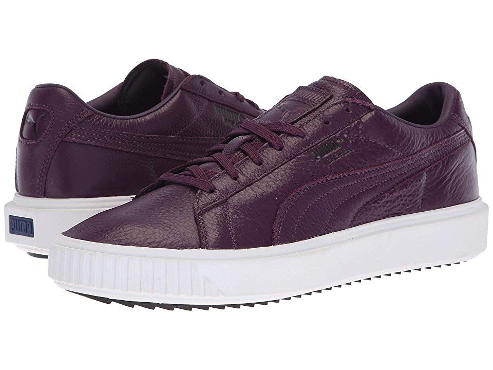 Puma Leather Sneakers Mens Superb