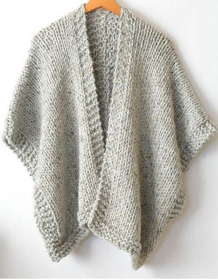 Photo of Easy and free sweater knitting patterns for beginner 6 – www.Mrsbroos.com