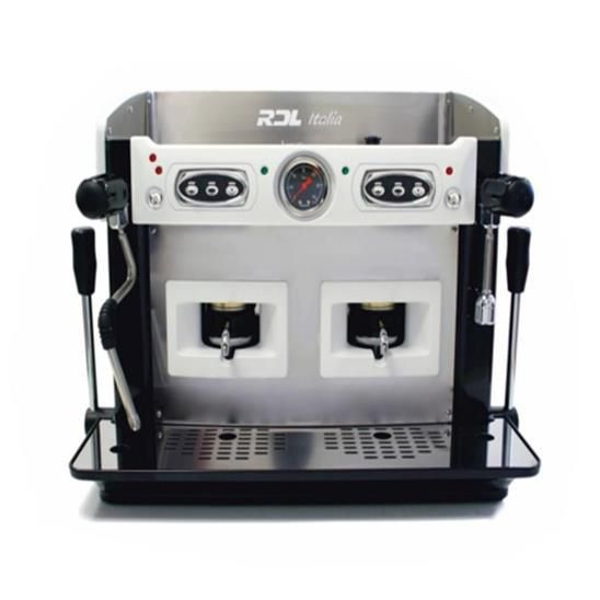 Primo 2 Group Pod Machine Stainless Steel Lp 300 Makingcappuccino In 2019 Pod Coffee Makers Cappuccino Machine Home Espresso Machine