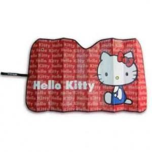 Hello Kitty Suv Car Sunshade Red Sanrio