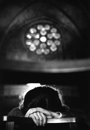 The Prayer by Donata Wenders