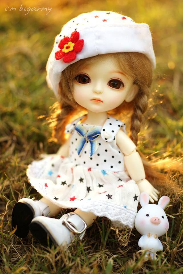 Bjd little fee barbie silver stone poppy parker - Nice doll wallpaper ...