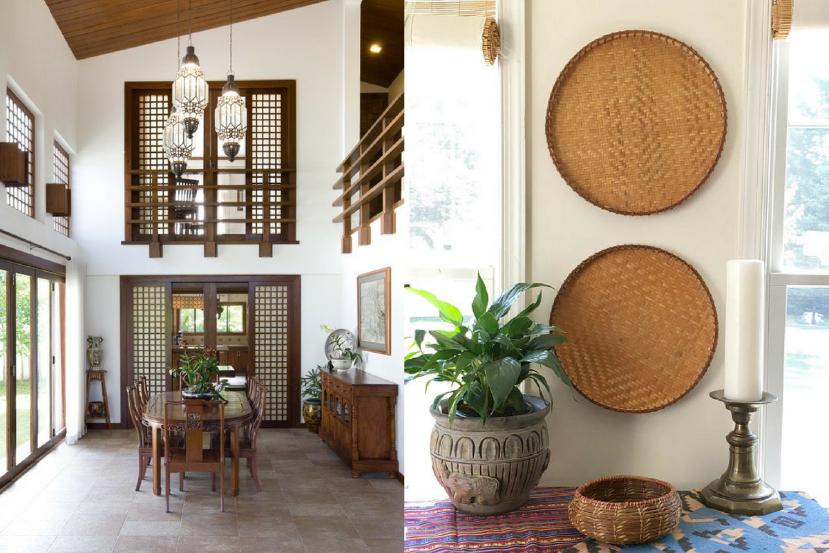 Go Tropical With Traditional Philippine Home Decor Nonagon S