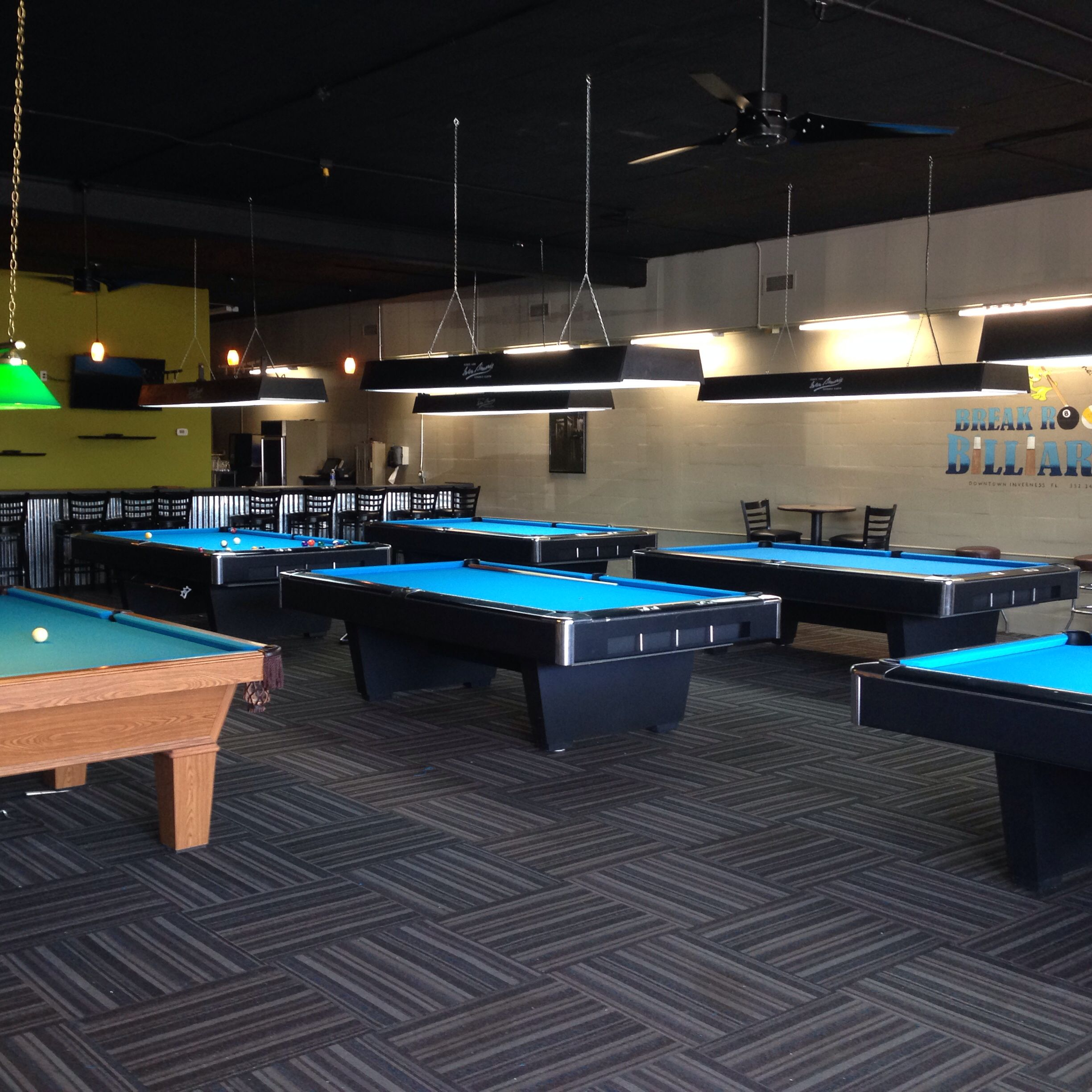 Break Time Billiards Inverness Florida Pool Tables Movers - Pool table movers delaware
