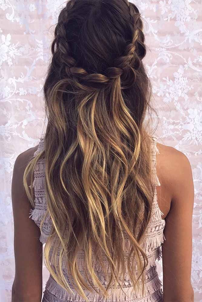 Beautiful Hairstyles 30 Super Cute Christmas Hairstyles For Long Hair  Christmas