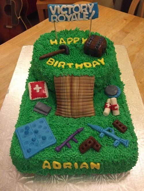 FORTNITE Party Ideas Fortnite Birthday T Birthdays Food