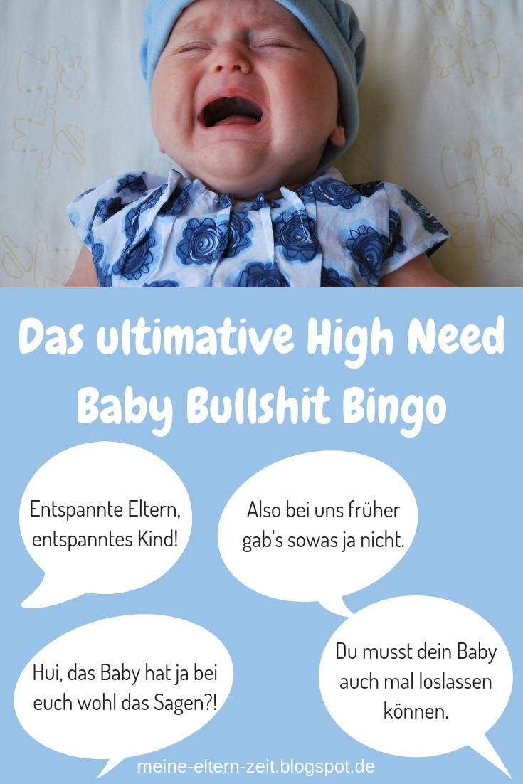 Welche Sprüche Mich Als High Need Baby Mama Nerven Warum