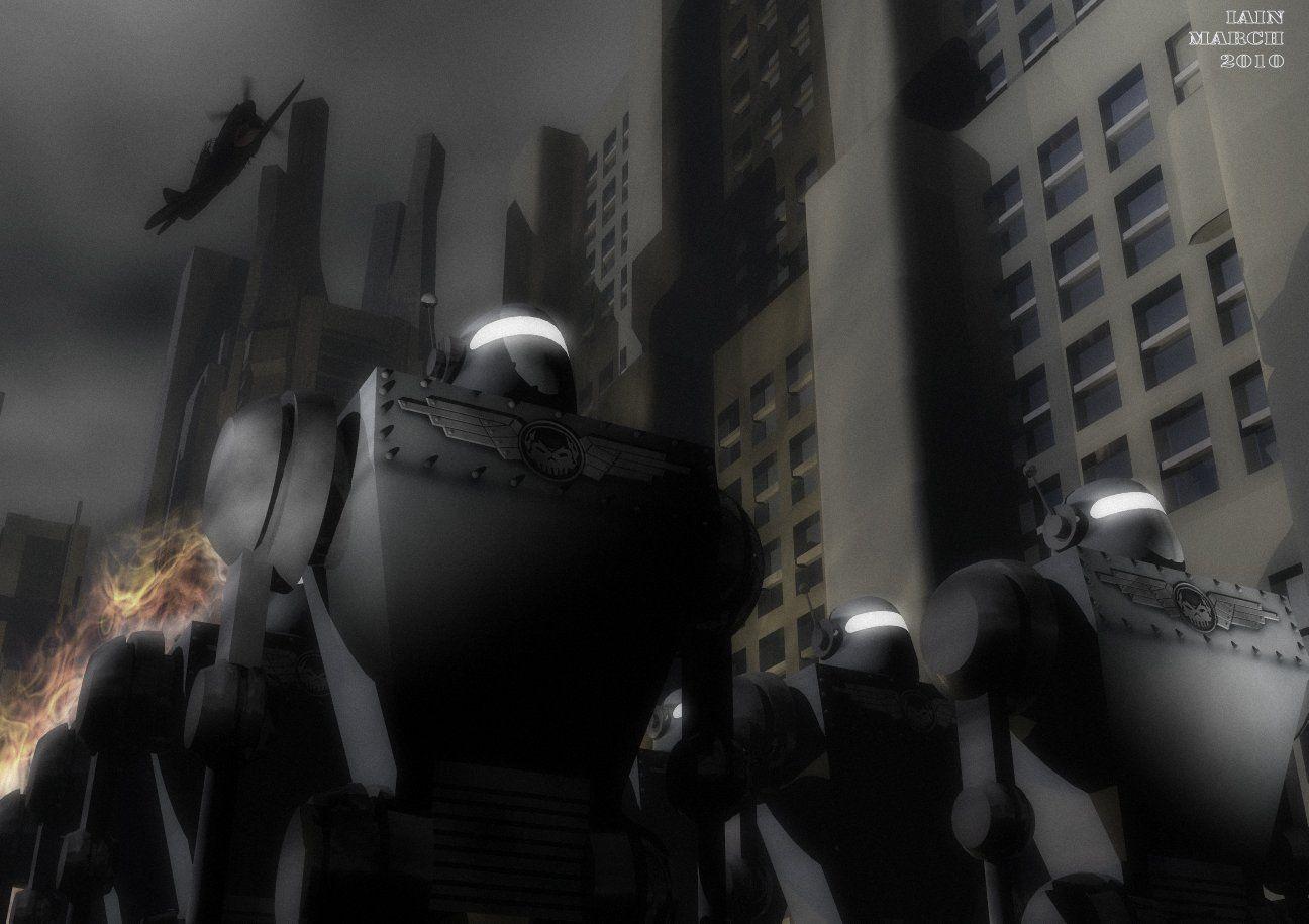 Sky Captain And The World Of Tomorrow Neo Retro Series De Tv Monstruos Y Videojuegos