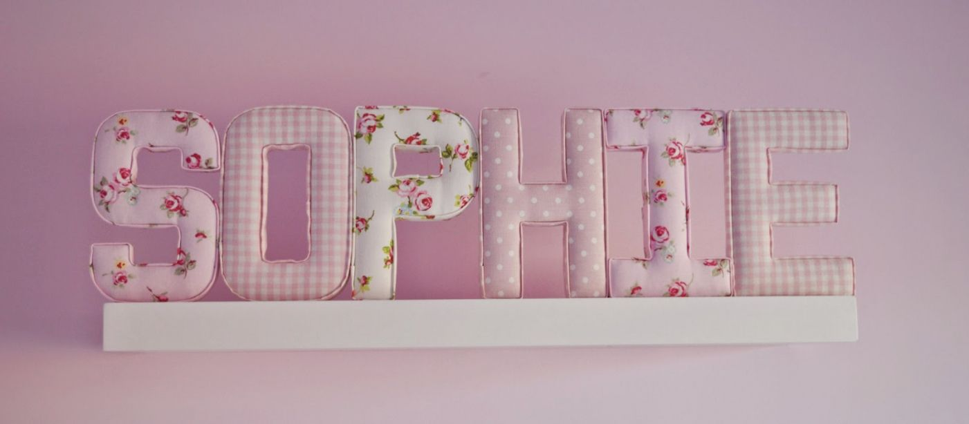 Attractive 20+ Baby Name Letters Room Decor   Decoration Ideas For Bedrooms Check More  At Http