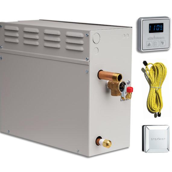 7 5kw Steam Generator Kit In 2020 Steam Generator Shower Kits