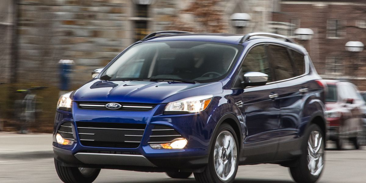 2016 Ford Escape 2.0L EcoBoost FWD Tested Why Wait