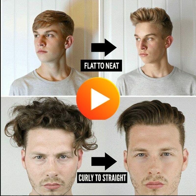 あごひげの毛のストレート 第2世代 In 2020 Beard Straightening