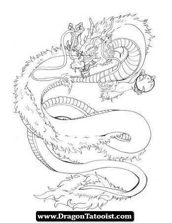 Collection Of Japanese Dragon Line Drawing High Quality Japanese Dragon Sketch Dragon Tattoo Outline Japanese Dragon Tattoo Japanese Dragon Tattoos
