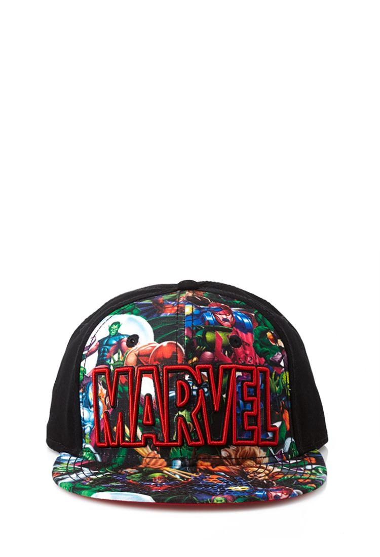 Marvel Comics Snapback Hat  2fed106f4ea