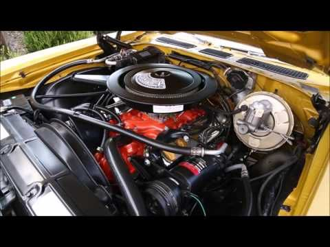 1971 Chevrolet Chevelle |