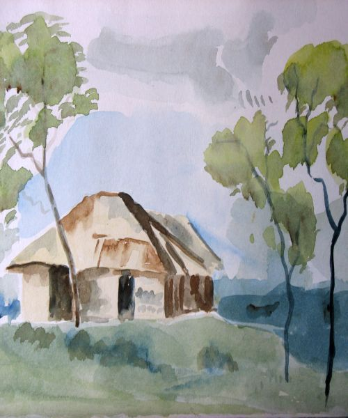 Easy Watercolor Paintings | ... (16) Gallery Images For ...