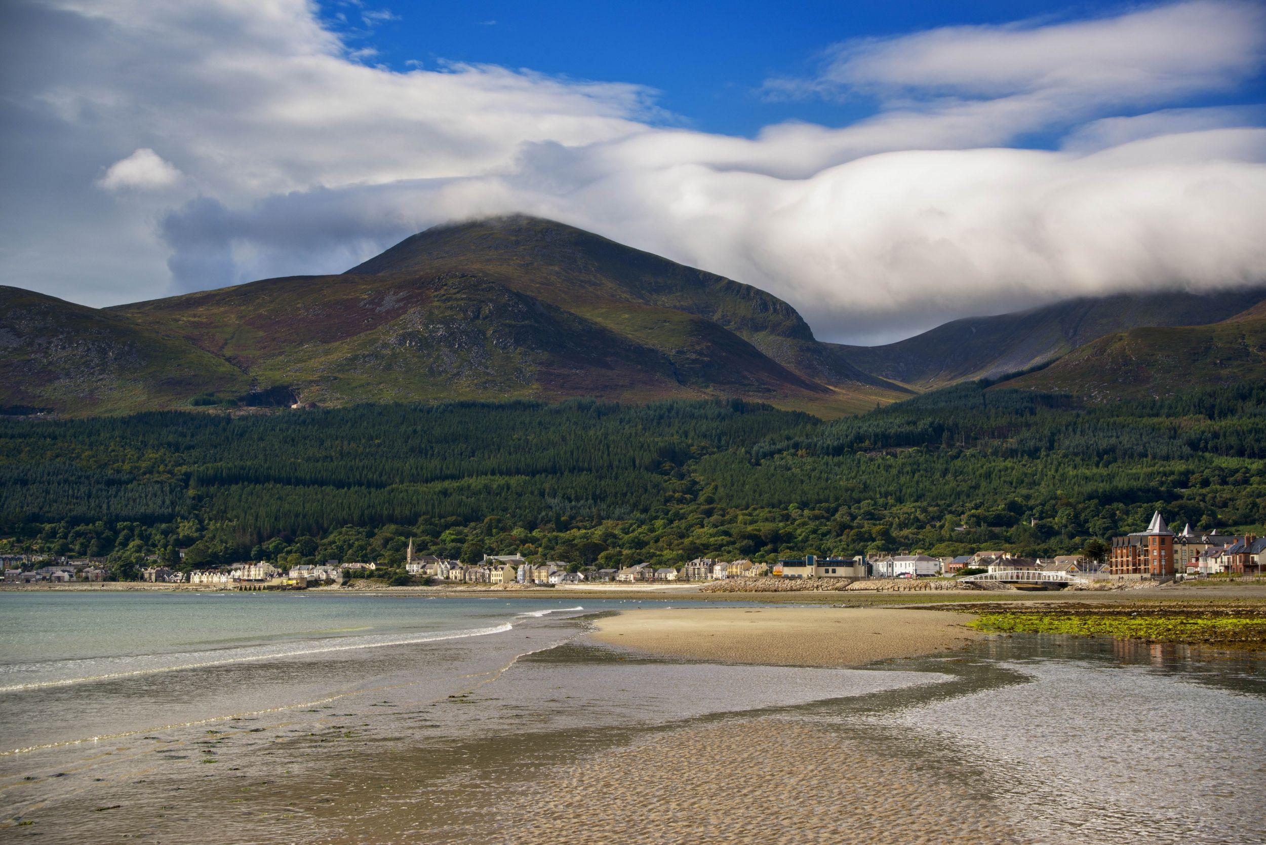 The Mourne Mountains With Images Ireland Tourism Northern Ireland Travel Irish Landscape