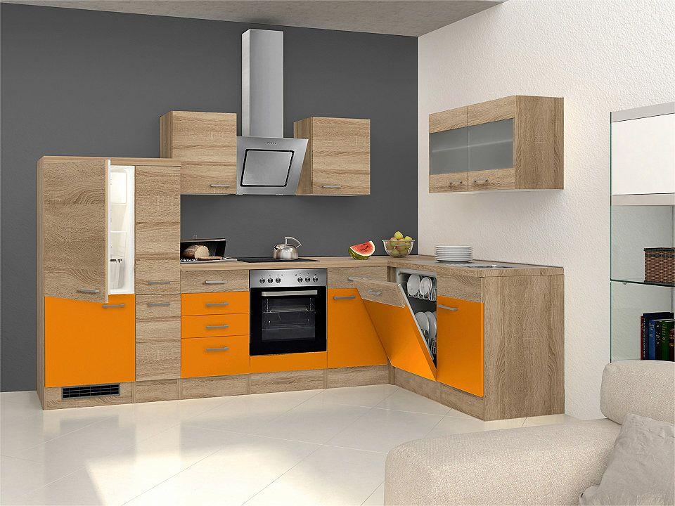 Flex-Well Küchenzeile 210 cm G-210-1601-003 Nano Jetzt bestellen - küchenblock 270 cm