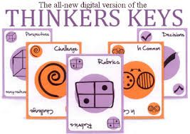 Thinkers Keys  Free Sample Cards From Tony Ryan Download The