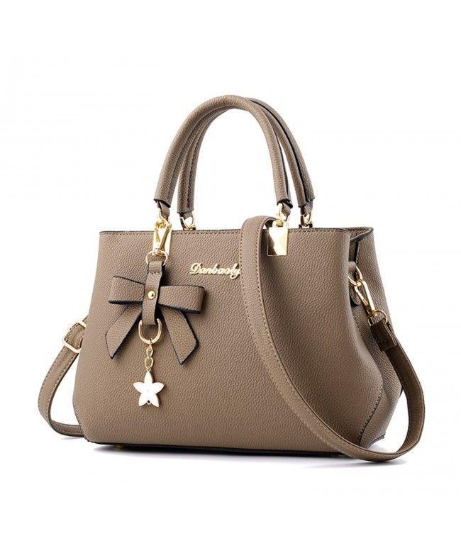 Women Crossbody Zipper Shoulder Bag PU Leather by Coerni