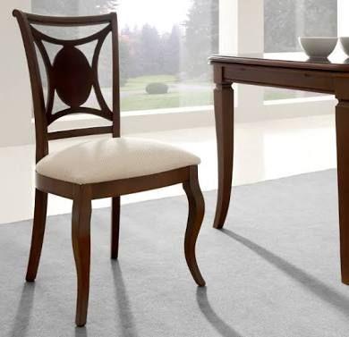 Resultado de imagen para modelos de sillas para comedor tapizadas casa pinterest modelos - Sillas provenzal tapizadas ...