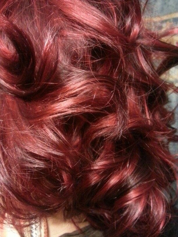 Loreal High Color Highlights In Red My Hair Was A 3n Which Is A