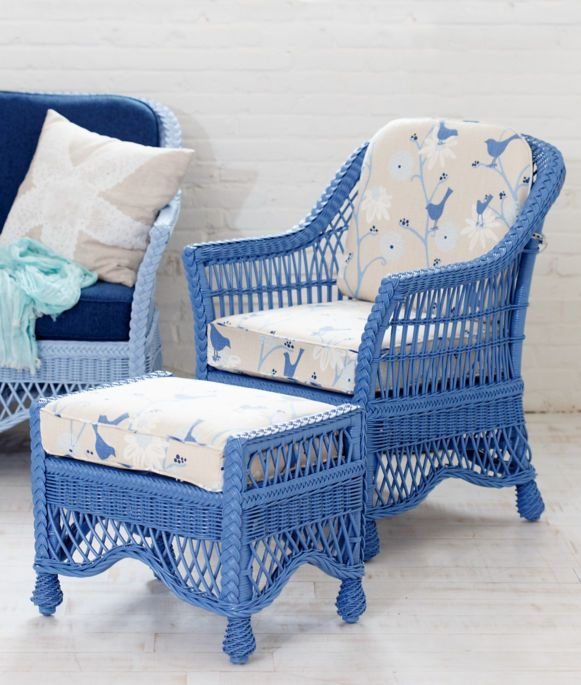 Wicker Furniture By Maine Cottage Wickerfurniture