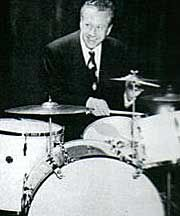 George Wettling (November 28, 1907 – June 6, 1968) was an American jazz drummer. He was one of the young white Chicagoans who fell in love with jazz as a result of hearing King Oliver's band (with Louis Armstrong on second cornet) at the Lincoln Gardens in Chicago in the early 1920s. Oliver's drummer, Baby Dodds, made a particular and lasting impression upon Wettling.