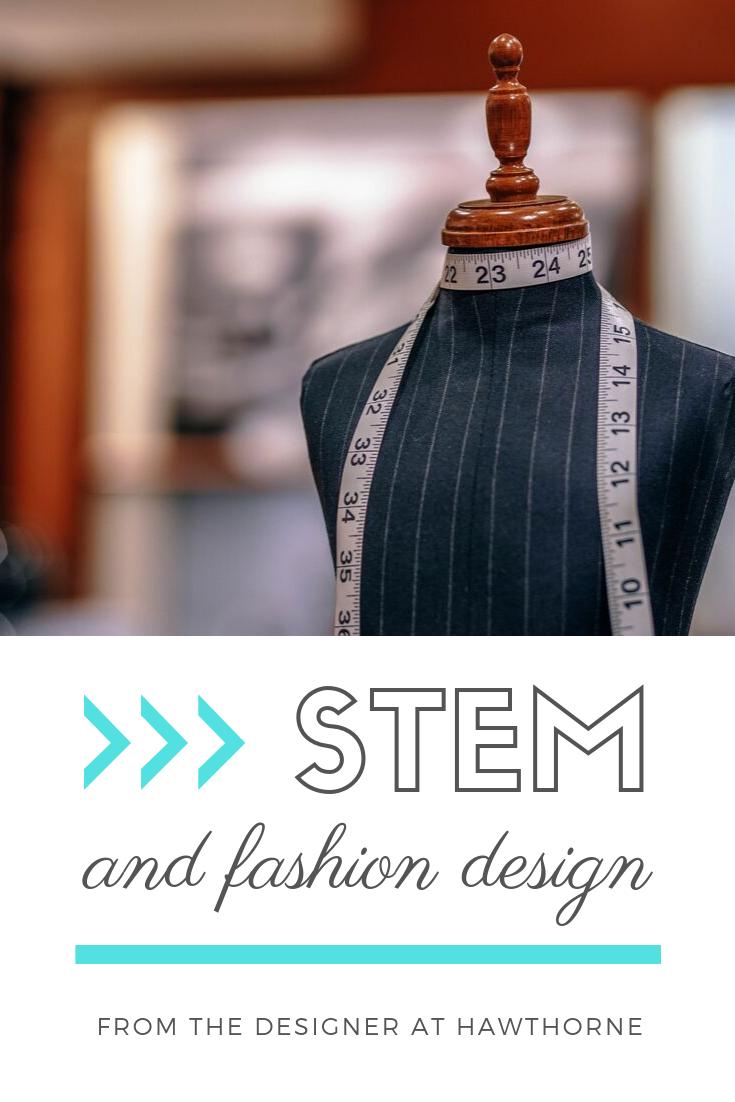 Stem And Fashion Design Fashion Design Fashion Company Design