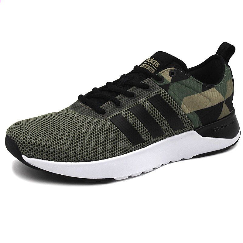 2018 sneakers super specials shop Asli Baru Kedatangan 2017 Adidas NEO Label SUPER RACER pria ...