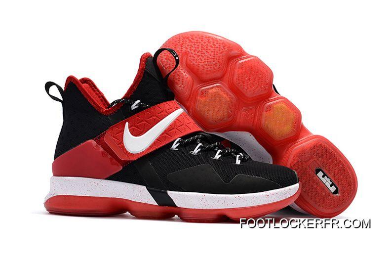 Buy Cheap Nike Lebron 14 Wine Red Yellow Black