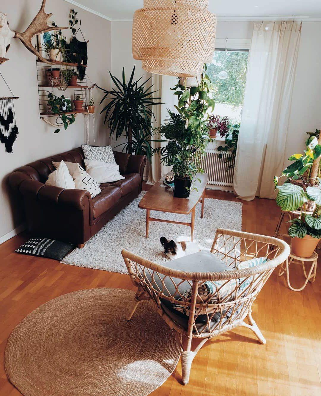 28 Marvelous Scandinavian Living Rooms With Boho Style Ideas Ikea Living Room Earthy Living Room Boho Scandinavian Living Room Small boho living room