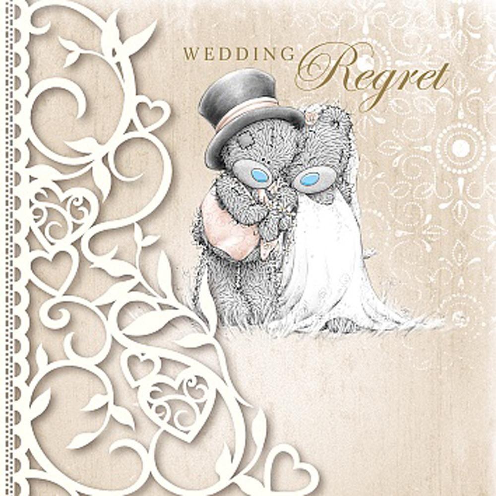 wedding regret me to you bear card 1 49 i love bears pinterest