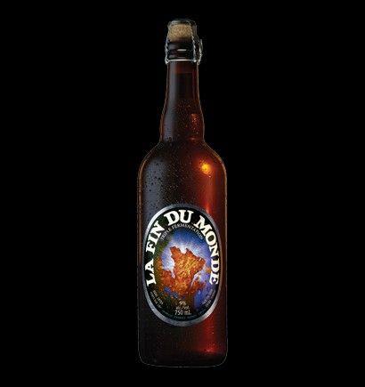 """Unibroue """"La Fin Du Monde"""" Beer"""