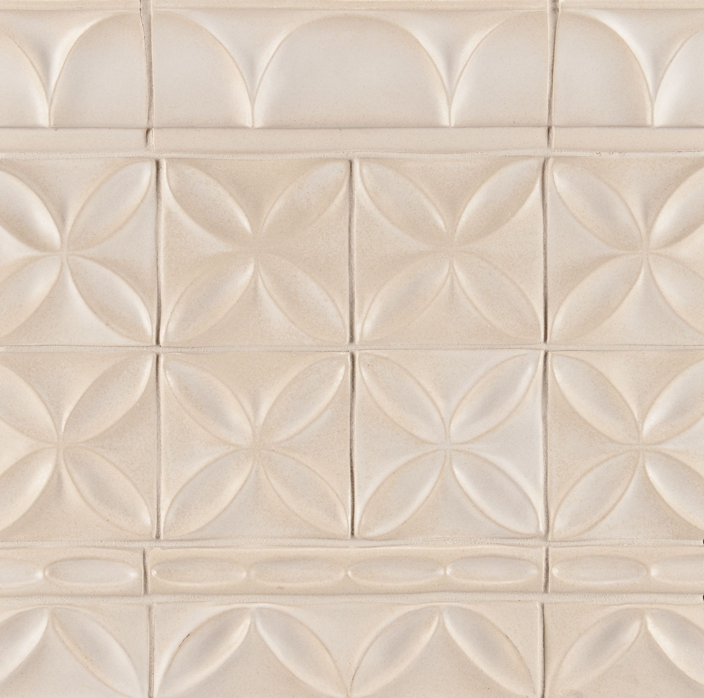 Ann sacks circa 4 x 4 quatrefoil ceramic decorative tile and 1 12 ann sacks circa 4 x 4 quatrefoil ceramic decorative tile and 1 1 dailygadgetfo Image collections