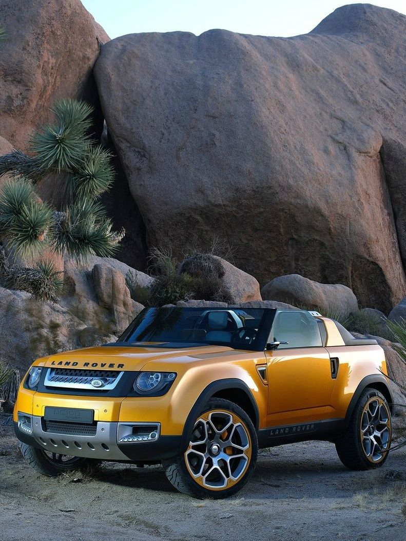 2020 Land Rover Defender Cabrio - The MAN | Cars | Cars