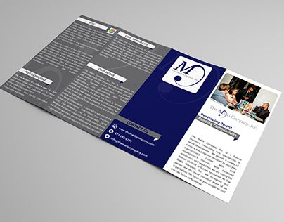 check out new work on my behance portfolio 4 fold brochure http